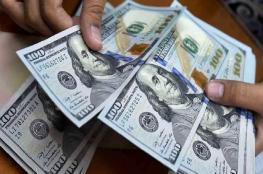 الدولار يواصل تراجعه أمام الشيقل