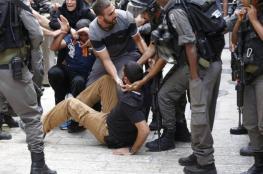 الافراج عن حراس المسجد الاقصى بعد الاعتداء عليهم يوم أمس