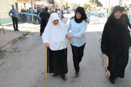 الشرطة تسهل دخول ما يقارب الـ 97 ألف مواطن للصلاة في القدس