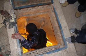 ضبط مستنبت للمخدرات داخل بئر ماء في الخليل