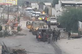 جرافات الاحتلال تهدم ثمانية معامل للفحم في يعبد بجنين