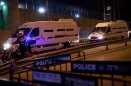 """نقل 56 أسيراً من سجن """"عسقلان"""" بعد عملية اقتحام نفذتها قوات القمع"""