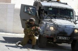 اصابات واعتقالات في اقتحام الاحتلال لكفرقدوم