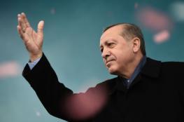أردوغان ينوي بناء جدار عازل على طول الحدود مع العراق وايران