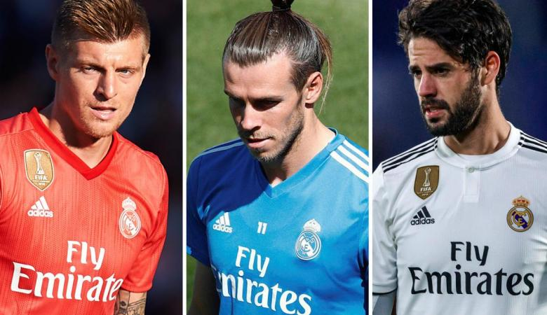 سان جيرمان يسعى لشراء 3 لاعبين بارزين من ريال مدريد