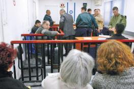 الاسرى الاداريون يواصلون مقاطعة المحاكم الاسرائيلية منذ شهر