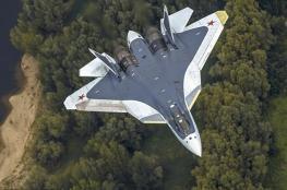 تحطم أخطر مقاتلة روسية