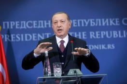 أردوغان يهاجم بن زايد : عليك ان تلتزم حدودك