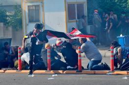 نائب عراقي يصف المتظاهرين بالقرود