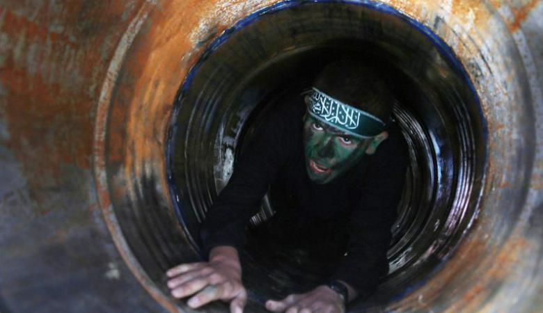 اسرائيل :في الحرب القادمة سنحول أنفاق حماس الى مقابر جماعية