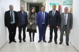 فلسطين ترسل وفد طبياً مكونا من 16 طبيباً الى فنزويلا