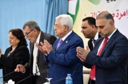 الرئيس : لن نسمح لاسرائيل بمواصلة العبث بعاصمتنا
