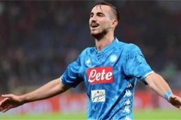 """ليفربول يخطط لضم نجم نابولي الإيطالي """"رويز"""""""