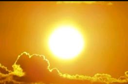 حالة الطقس : جو شديد الحرارة وجاف ومغبر حتى الأربعاء