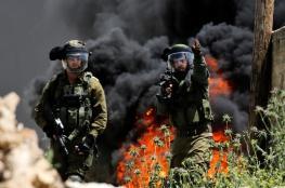 """اصابة 7 مواطنين في قمع الاحتلال لمسيرة """"كفرقدوم """" الاسبوعية"""