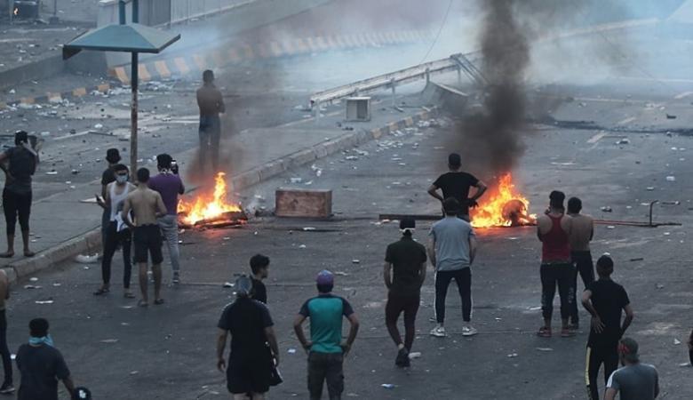 العراق يقطع الانترنت عن بغداد ويغلق المنطقة الخضراء
