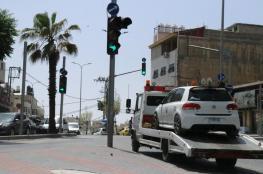 بلدية الخليل تنهي تركيب إشارات ضوئية ذكية
