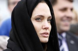 انجلينا جولي تقرر زيارة مخيمات مسلمي الرهينغيا