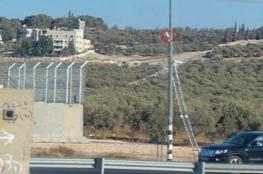الاحتلال ينصب كاميرات مراقبة شرق بيت لحم