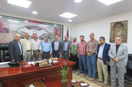 اتحاد مزارعي التبغ يؤكد دعمه الكامل لجهاز الأمن الوقائي في محاربة ظاهرة تزوير وتهريب الدخان