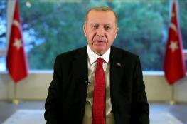 اردوغان : عرقلة نهوض تركيا لن تنجح مهما فعلوا