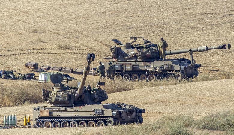 نتنياهو يهدد بشن عملية عسكرية واسعة النطاق ضد غزة
