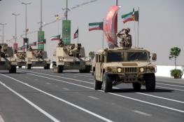 الكويت : مصرع 3 عسكريين بحادث تصادم