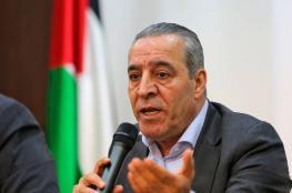 """الشيخ: حملة مكثفة دولياً لجلب عينات فحص """"كورونا"""" لفلسطين"""