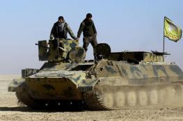 """اطلاق عملية كبرى لاستعادة """"الرقة """" من داعش"""