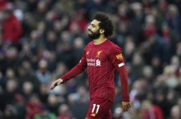محمد صلاح: لاعبو ليفربول قالوا عني مجنون
