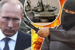 بوتين يطلق تحذيرا : داعش تستطيع ضرب اي مكان في العالم