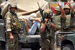 الامن اللبناني يحذر حماس من خطوات اسرائيلية مشبوهة لاستهدافها