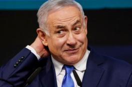 نتنياهو : لا نريد التصعيد مع غزة وسنرد على اي هجوم