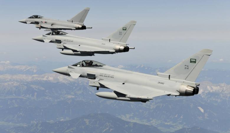 الحوثيون يعلنون إسقاط طائرة حربية سعودية في اليمن