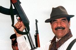 """عالم بريطاني : """"صدام حسين كان سيحصل على أسلحة من الفضائيين """""""