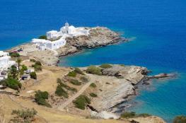 جزيرة يونانية تمنحك الاموال والاقامة مقابل العيش فيها