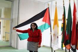 رشيدة طليب  : سأؤدي القسم في الكونغرس الامريكي بالثوب الفلسطيني