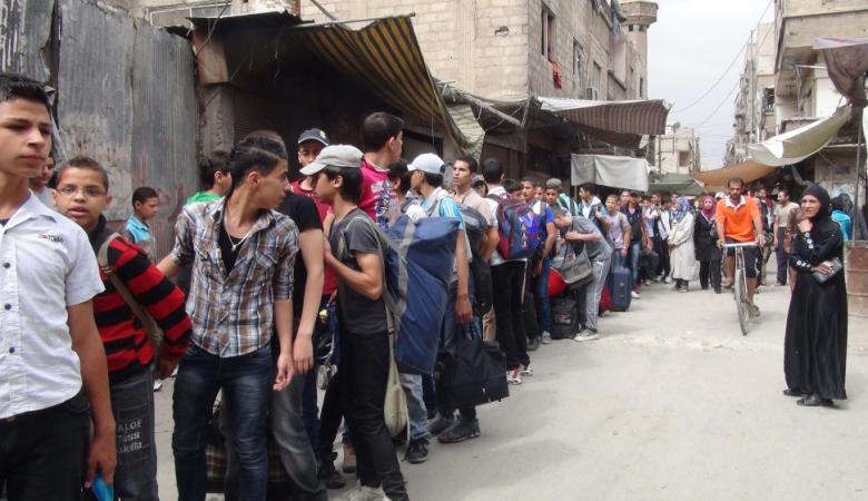 """الاونروا : الوضع الانساني في """"مخيم اليرموك """" صعب للغاية"""