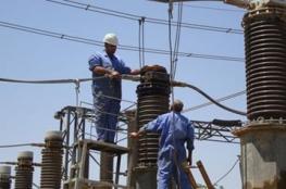 ملحم: يبحث  الربط الكهربائي وتوسعته بين مصر وفلسطين