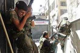 مقتل 28 جنديا سوريا بكمين نصبته المعارضة المسلحة لهم قرب دمشق