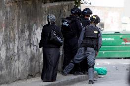 الاحتلال يعتقل شابين من العيسوية