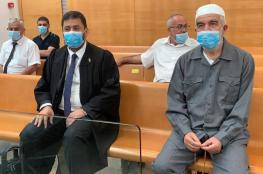محكمة الاحتلال المركزية تنظر باستئناف الشيخ رائد صلاح