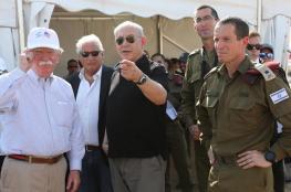 نتنياهو يتعهد بالدخول في عملية عسكرية واسعة ضد غزة