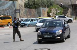 الاجهزة الامنية تقرر نشر حواجز في محافظة بيت لحم