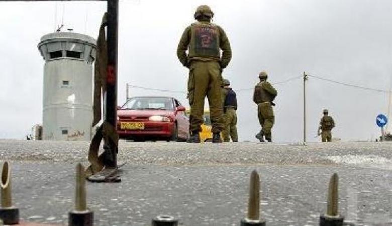 اسرائيل تفرض اغلاقا على الضفة الغربية الاسبوع القادم