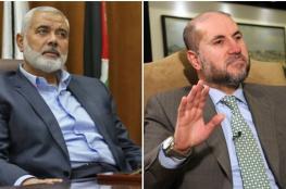 الهباش مهاجما حماس : التاريخ سيسجل ان هذه الحركة خذلت الشعب والقيادة