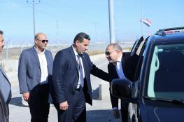 الوفد الامني المصري يصل غزة غد الأحد