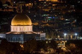 الاردن لاسرائيل : الاقصى للمسلمين وحدهم وعليكم وقف الاستفزازات