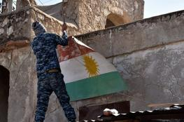 180 الف نزحوا بسب الصراع العراقي الكردي