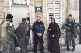 بعد أسبوع على اعتقالها: الاحتلال يعتقل زوج المقدسية خديجة خويص